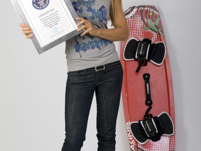 Kristin Boese Guinness Record